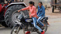 With ripped denims, girls rip into patriarchy