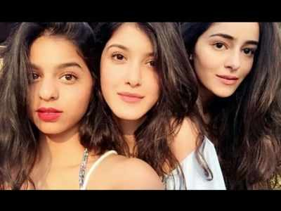Suhana Khan turns 19: Here are some memorable moments with her BFFs