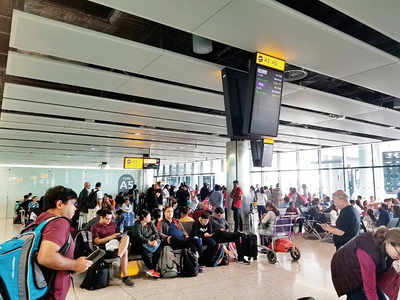 Ordeal ends for Air India passengers stranded in London