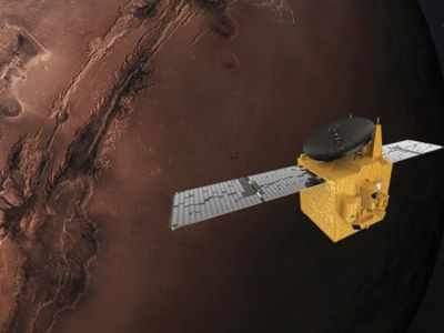UAE makes history as Hope Probe successfully enters orbit around Mars