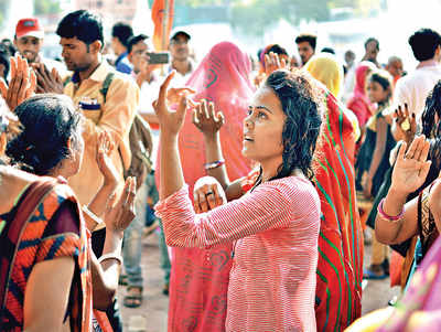 What you see when you see: River of faith: Glimpses of the sacred in Ujjain