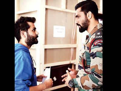 Vicky Kaushal, Aditya Dhar get nostalgic