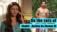 On the sets of Shakti - Astitva Ke Ehsaas Ki: Vedant, Rohan end up fighting