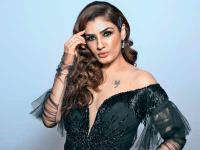 Raveena Tandon on playing both the hero and villain in KGF sequel