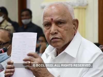 CM BS Yediyurappa: No lockdown or night curfew in Karnataka for now