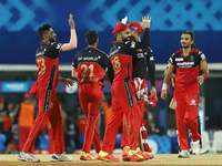IPL 2021: RCB beat Hyderabad for second successive win