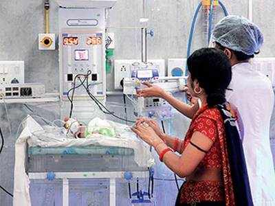 In 2 yrs, 15k infants died at newborn care units