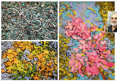 What you see when you see: Milind Nayak: Capturing nature's flux and fragility
