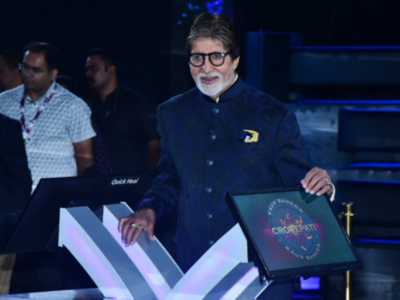 Kaun Banega Crorepati 12: Carpenter uses lifeline for second question, goes on to win Rs 6.40 lakh