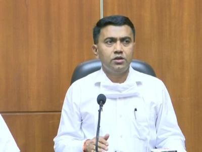 No separate SOP for people coming to Goa from Maharashtra amid lockdown: Pramod Sawant