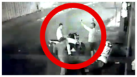 On cam: Watchman thrashed by cops for allegedly violating lockdown rules in Surat
