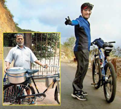 Mirror likes: Bicycle diaries