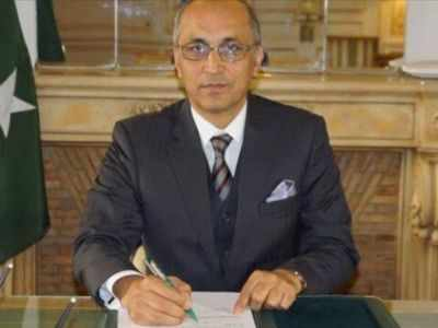 Pakistan appoints Mueenul Haq as High Commissioner to India