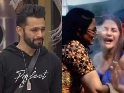 Bigg Boss 14: Contestants get emotional as they get to meet their family members