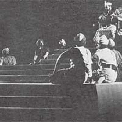 The evergreen theatre