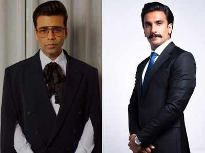 KJo, Ranveer knew the correct answer of KBC's Rs 1 crore question