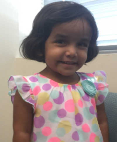 3-year-old Sherin Mathews missing in US, father ordered to stand outside for not drinking milk