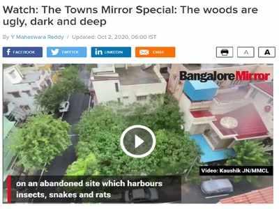 Towns Mirror Impact