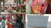 Covid-19: Navratri celebrations subdued in Noida due to rising infection