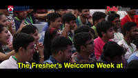 Bennett University welcomes fresher's