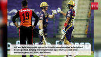 IPL: Gill shines in KKR's seven-wicket win over SRH