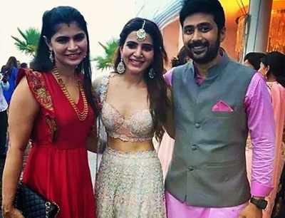 Samantha backs singer Chinmayi Sripaada's #MeToo allegations against Tamil lyricist Vairamuthu