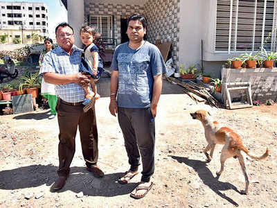 Rabies outbreak threatens strays and humans of colony in Lohegaon