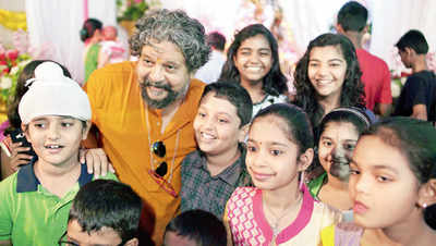 Amole Gupte's 8-year-old spy