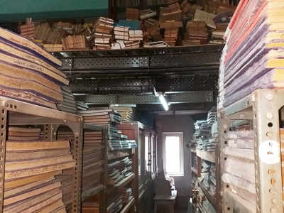 Threat to literary heritage as govt fails to exit library
