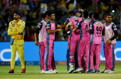 Highlights RR vs CSK: Jos Buttler powers Rajasthan Royals to a 4-wicket win against Chennai Super Kings