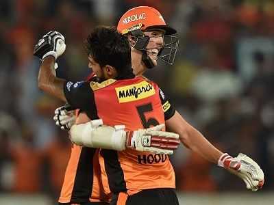 IPL 2018: SRH vs MI: Billy Stanlake, Deepak Hooda emerge heroes as Sunrisers Hyderabad beat Mumbai Indians in last-ball thriller