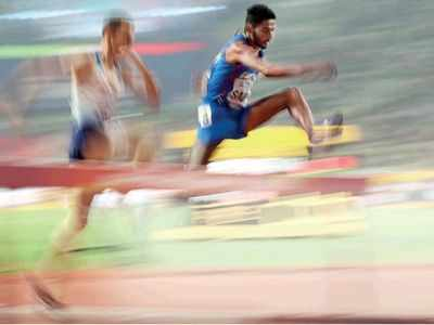 Avinash Sable qualifies for Tokyo Olympics in men's 3000m steeplechase