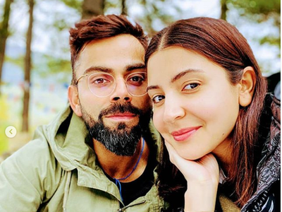 'Appreciating God's creation,' Anushka Sharma shares pictures from vacation with Virat Kohli
