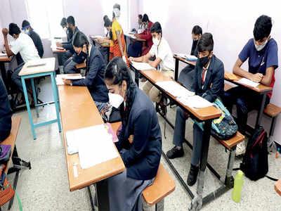 SSLC Exams 2020: Masks for marks