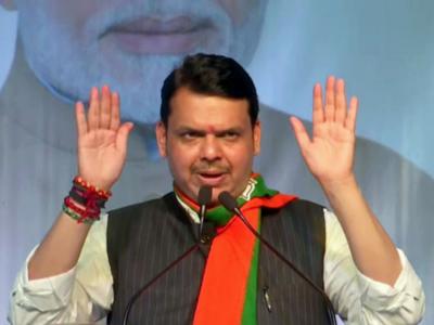 People's mandate strongly in favour of us, will secure full majority: CM Devendra Fadnavis