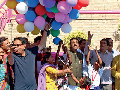 Mayor Gautam Shah fails to keep promise of financial aid to 700 orphaned children