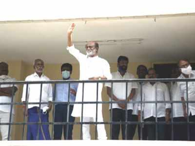Rajinikanth to announce political party on December 31