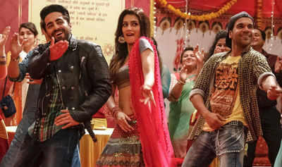 Bareilly Ki Barfi movie review: Ayushmann Khurrana, Kriti Sanon and Rajkummar Rao's film talks about the laws of attraction