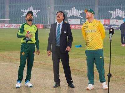 Live Cricket Score: Pakistan vs South Africa, 1st T20I