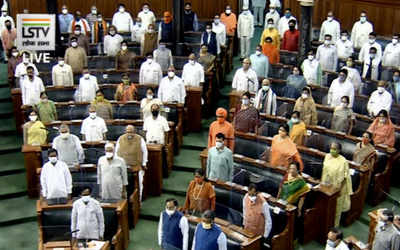 Parliament monsoon session live updates: Lok Sabha adjourned sine die