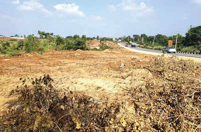 Here's some good news for the traveller in you: Groundwork begins for a broader Mysuru highway