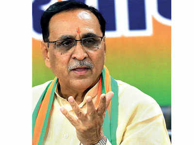 Business takes centre stage as Rupani gears up to woo investors