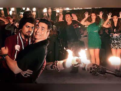 Nawazuddin Siddiqui looks his spooky best as Ramsey Baba in Akshay Kumar-starrer Housefull 4
