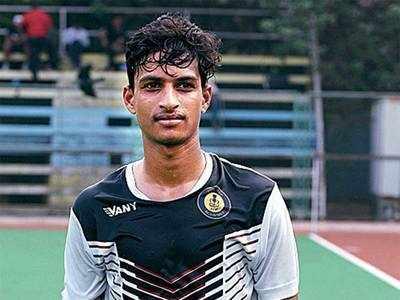 Ajinkya Jadhav hat-trick guides Indian Navy to maiden Gold Cup