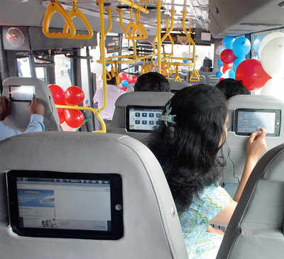 Wi-Fi on BMTC: Trial starts with 10 buses