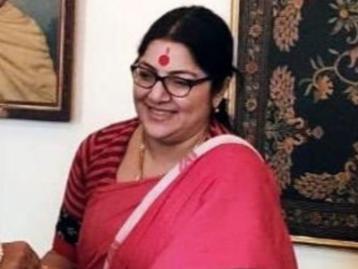 Kolkata: BJP MP Locket Chatterjee tests positive for COVID-19