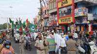 Visakhapatnam: Procession taken out on occasion of Eid Milad un Nabi