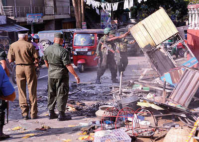Emergency declared in Sri Lanka as communal riots threaten to spread