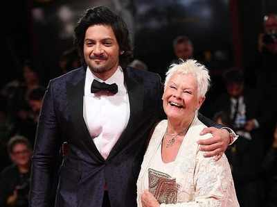 Victoria & Abdul: Ali Fazal, Judi Dench shine at the Venice International Film Festival