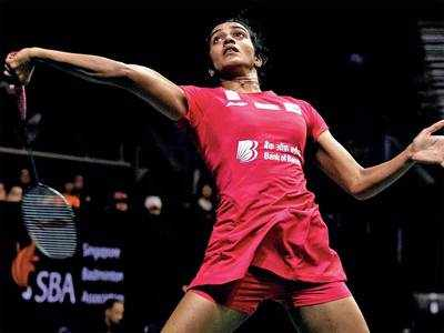 PV Sindhu surrenders to Japan's Nozomi Okuhara in Singapore Open semi-finals